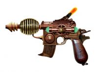 Steampunk Pistol<br>The Vaporiser